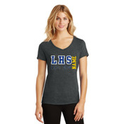 LHS Cheer Customizable Glitter Tee